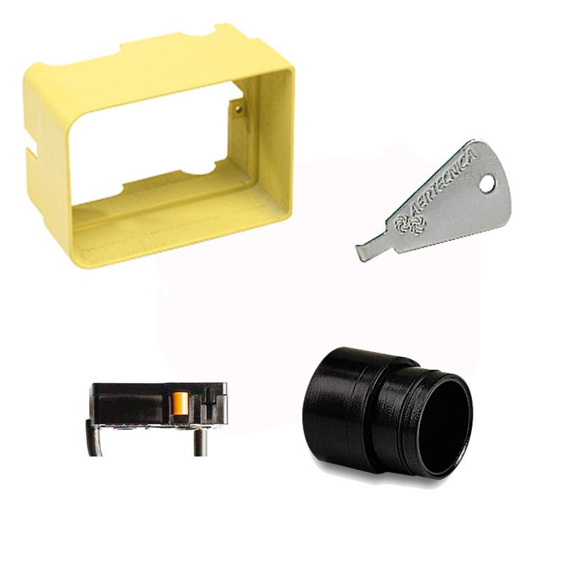 Accessori complementari per prese aspiranti
