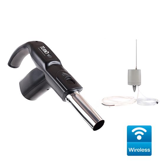 Kit Wireless per avviamento / arresto centrale aspirante QB a PARETE cod. CM330Q