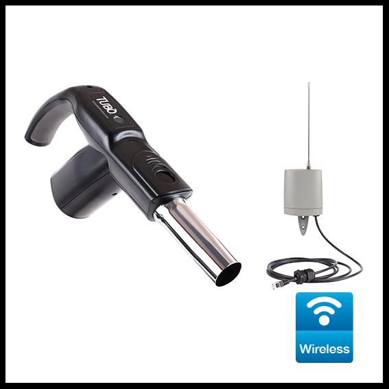 Impugnatura - kit Wireless per avviamento / arresto centrali aspiranti Mod. TXA -TPA -TP- TC