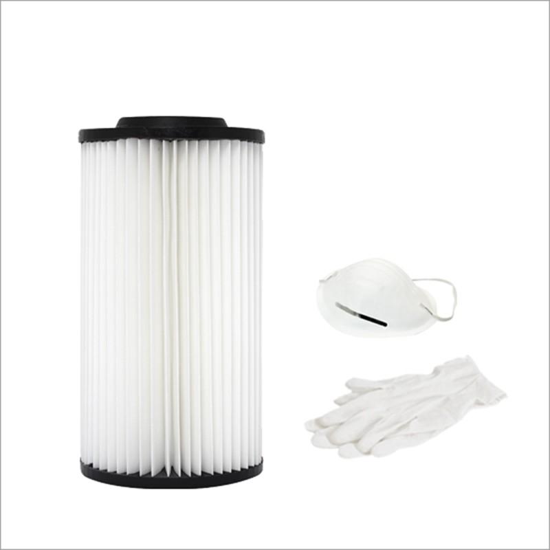 Cartuccia filtro in poliestere lavabile per P150, P250, PX150, PX250, C150, C250, C500, SC40TB, SX40TB, SC60TB, SC70TB