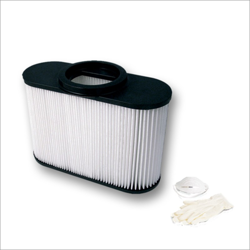 Cartuccia filtro in poliestere lavabile per centrale QB Q200
