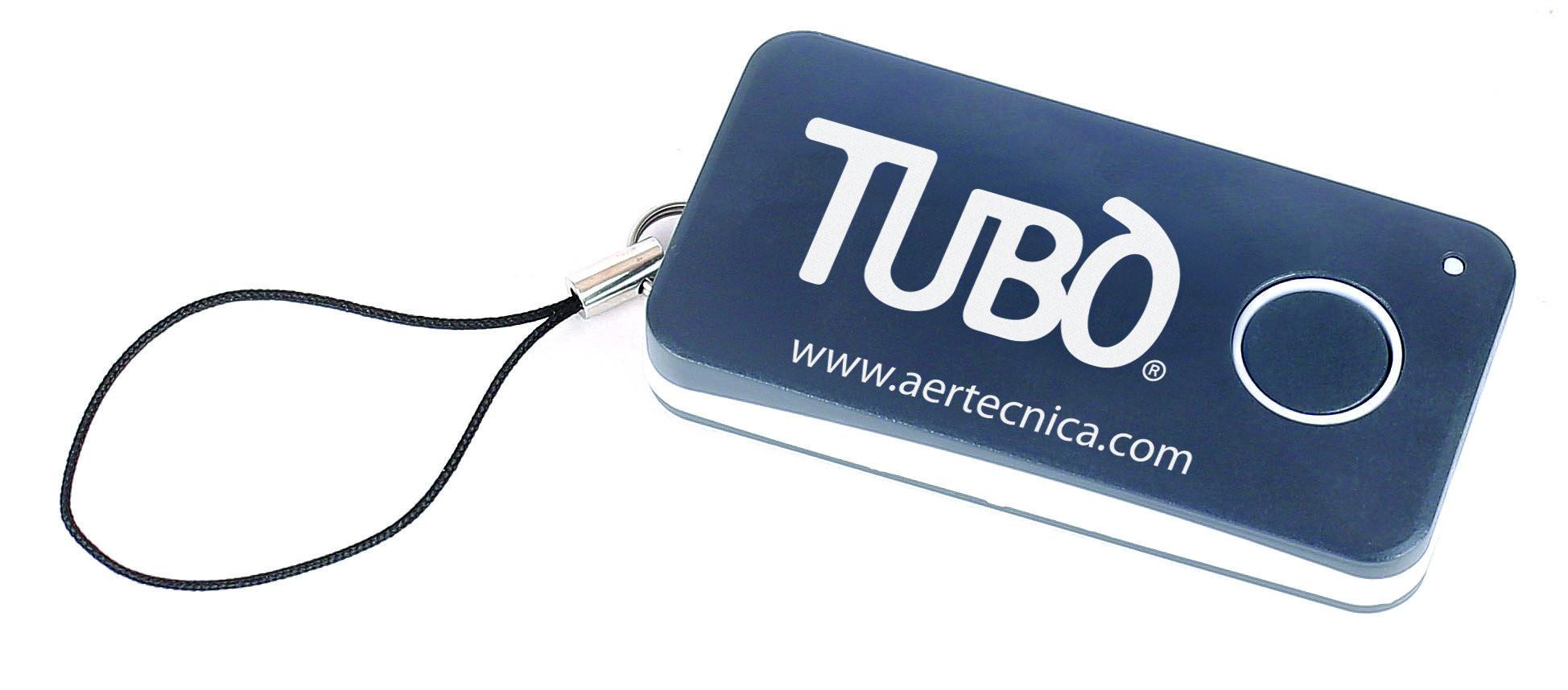 Radiocomando per avviamento/arresto centrale aspirante da utilizzare con Kit Wireless (cod. CM186 - CM187)