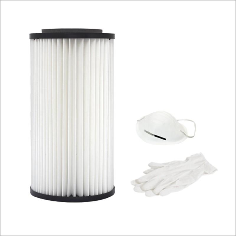 Cartuccia filtro PRECISION in poliestere lavabile per TX3A, TX4A, TP3A, TP3, TP4A, TP4, TC3, TC4  Dimensioni: H 30  Ø 16 (cm.)