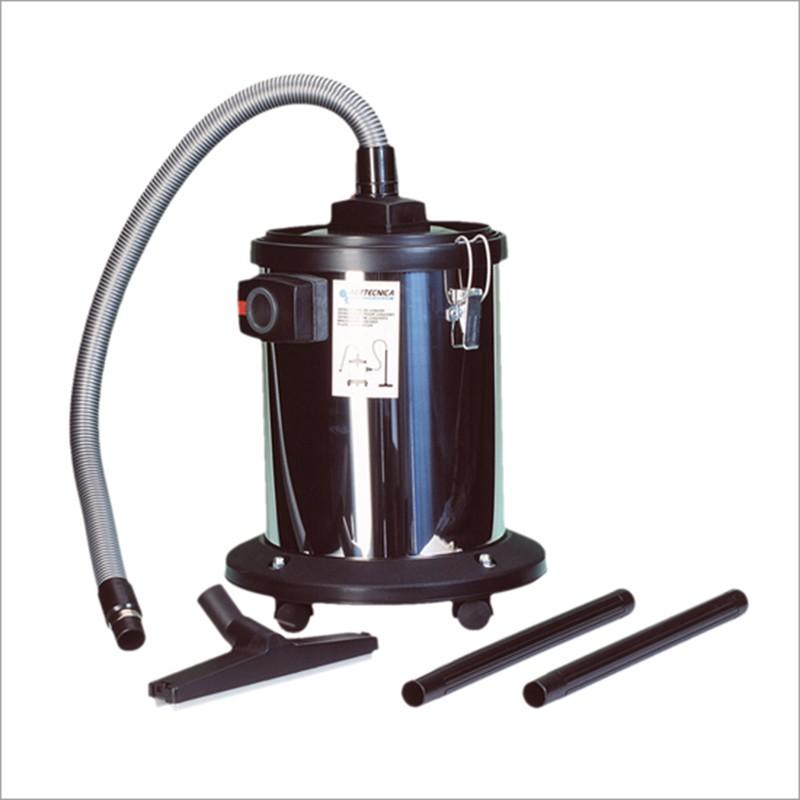 Separatore liquidi in acciaio inox Ø 32 da 20 litri, completo di accessori