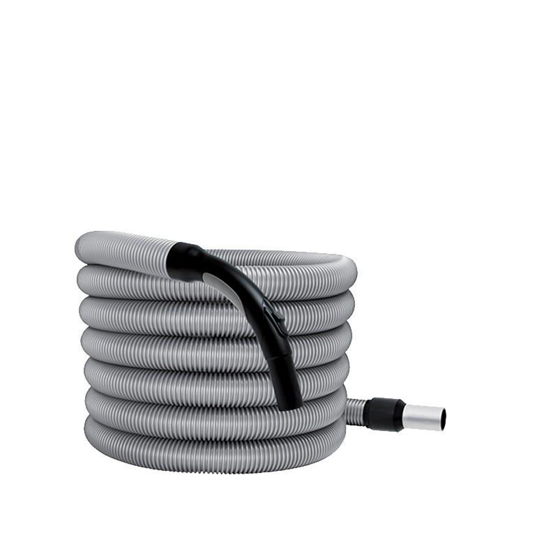 Tubo flessibile Ø 32 completo da mt 9 con regolatore di pressione