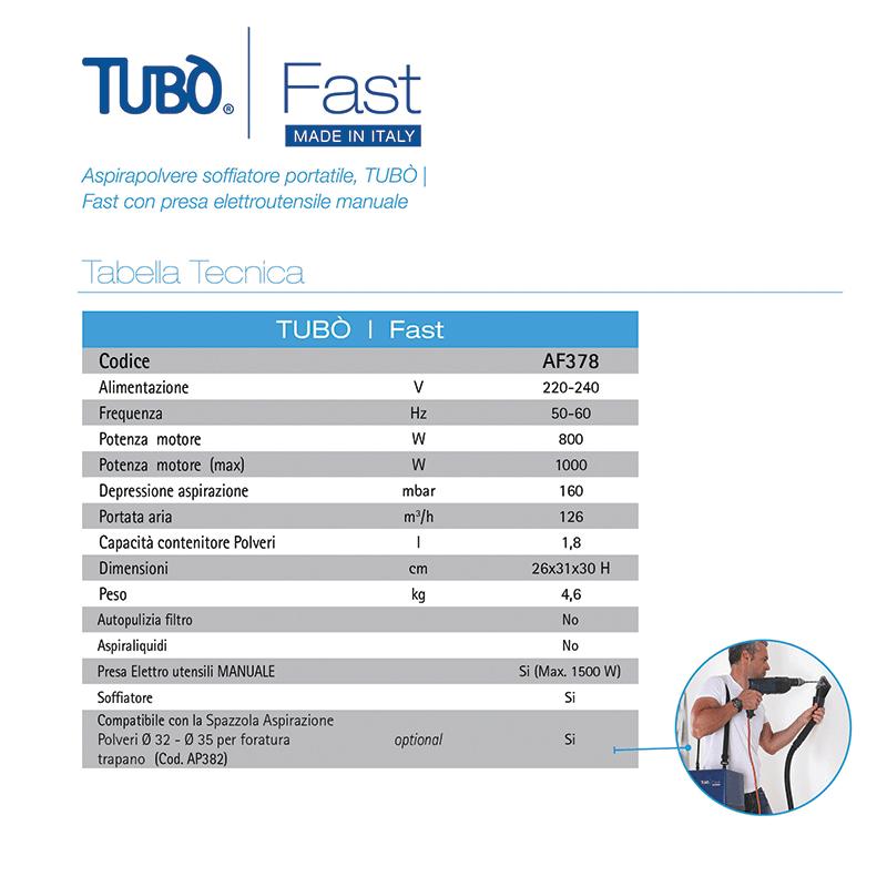 TUBÒ    Fast