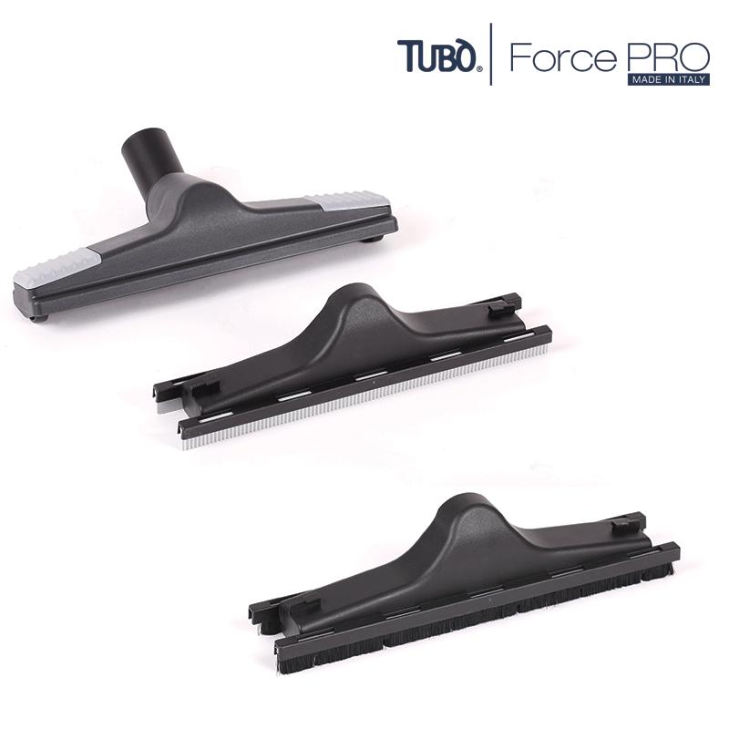 Spazzola per pavimenti  con setole FORCE PRO, 30 cm