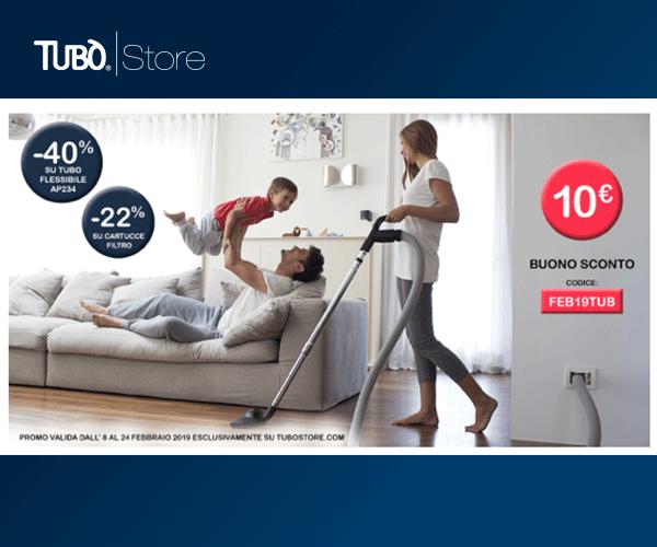 Promozioni Tubò Store Feb 2019